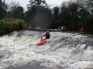 Just Kayak, Inishowen, Co Donegal