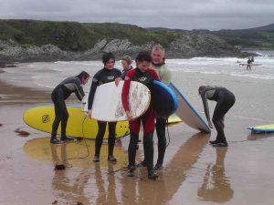 Inishowen Surf School, Buncrana